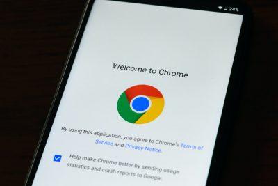 Google's Chrome 87