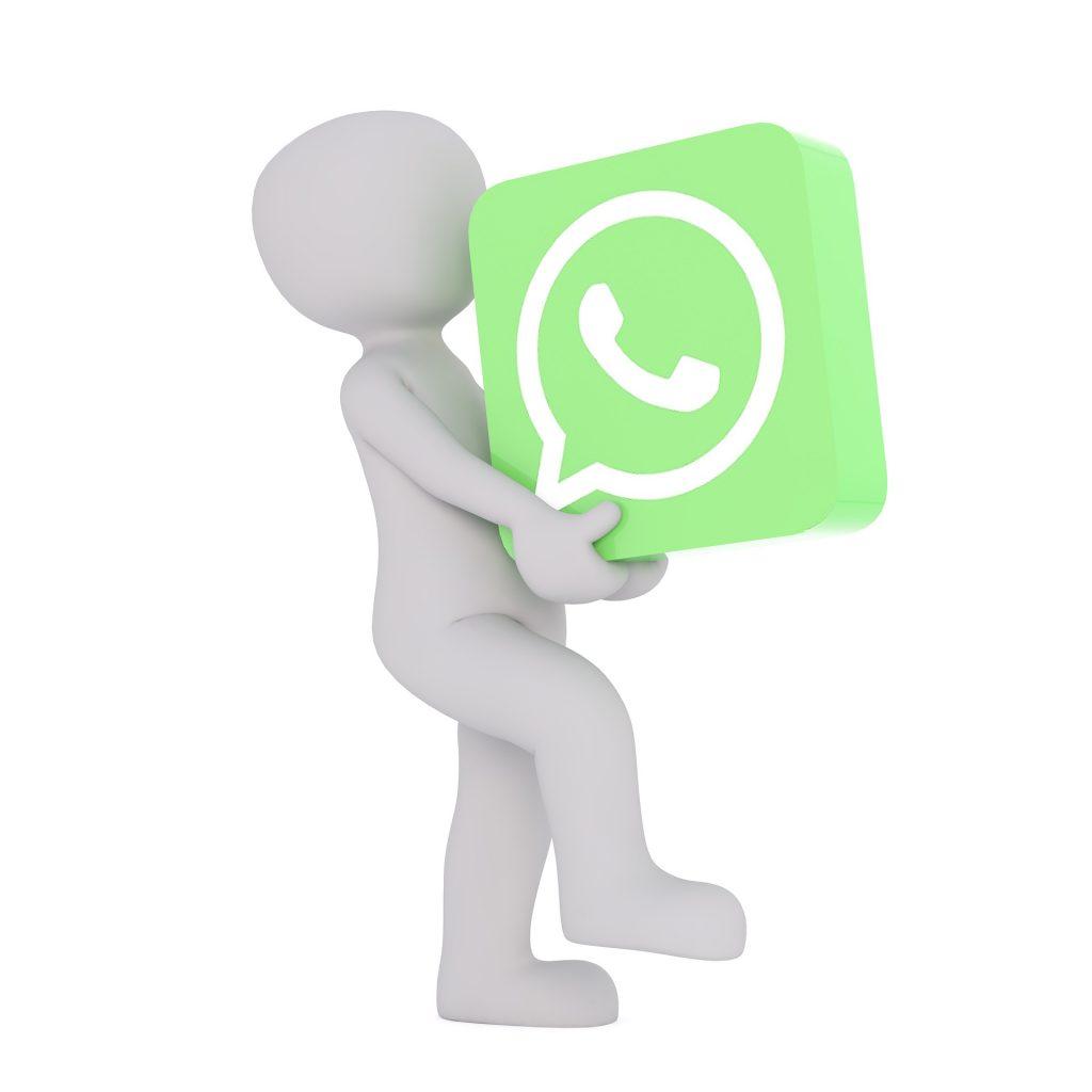 WhatsApp an easy target